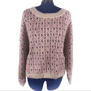 NWT BP 3X stretchy soft wool/alpaca blend sweater